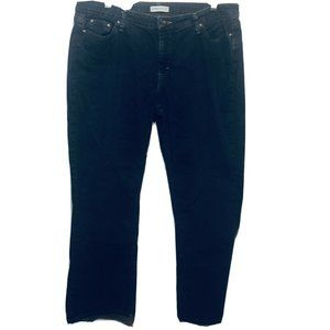 Riders Womens Jeans Size 18M Bootcut Blue P1